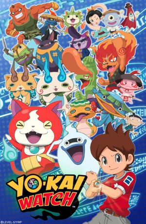 VIZ Media Europe highlights YO-KAI WATCH at Brand Licensing Europe & MIPCOM