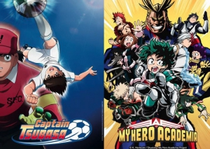 TF1 & VIZ Media Europe announce  the broadcasting of 2 successful series