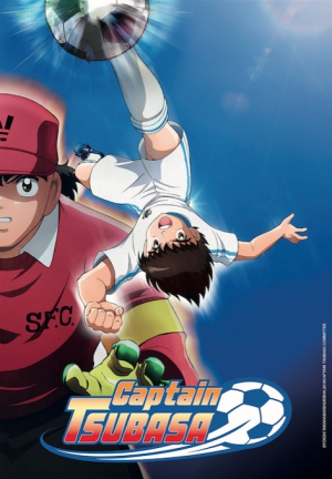 "VIZ Media Europe to launch Global Football phenomenon New TV Animation ""Captain Tsubasa"""